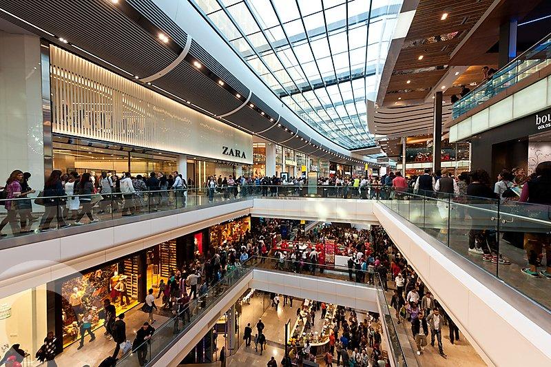 Westfield stratford mall